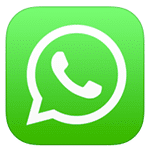 WhatsApp is updated and is compatible with iPhone 6 sizes