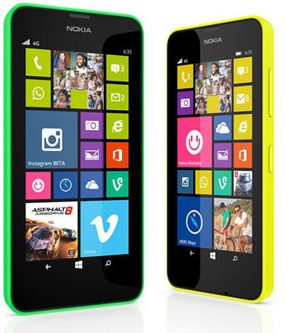 WhatsApp for Nokia Lumia 630