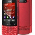 WhatsApp for Nokia Asha 303