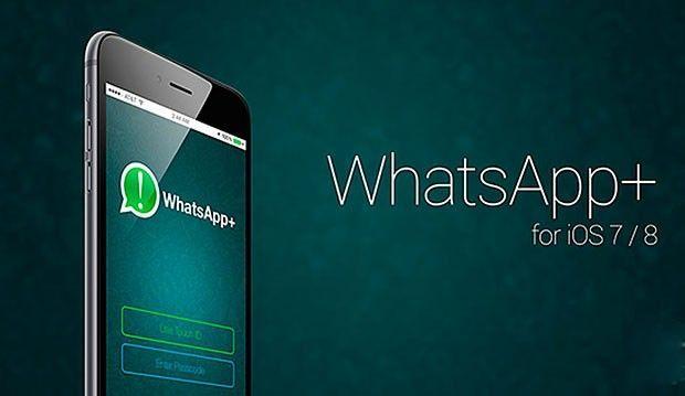 WhatsApp PLUS for Iphone