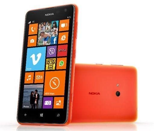 WhatsApp for Nokia Lumia 625