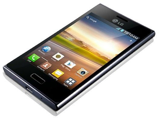 WhatsApp for LG Optimus L5