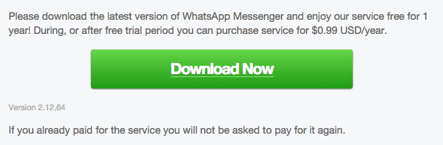 WhatsApp Android 2.12.64
