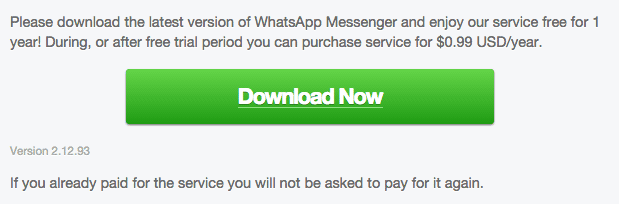WhatsApp Android 2.12.93