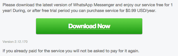 WhatsApp Android 2.12.170