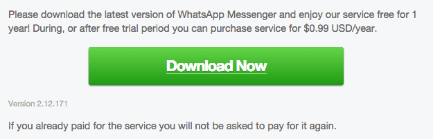 WhatsApp Android 2.12.171
