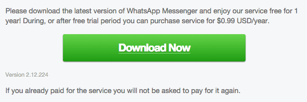 WhatsApp Android 2.12.224