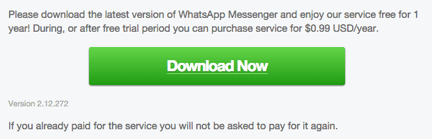 WhatsApp Android 2.12.272