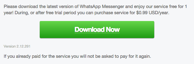 WhatsApp for Android 2.12.291