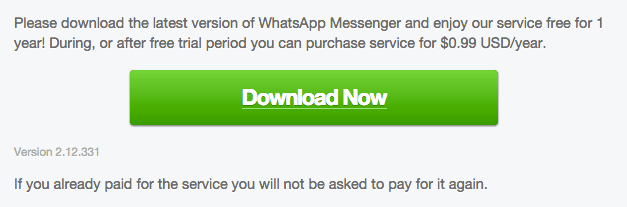 WhatsApp for Android 2.12.331