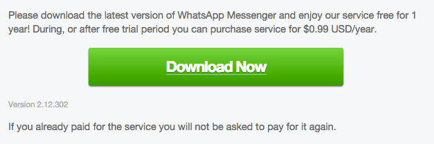 WhatsApp for Android 2.12.302