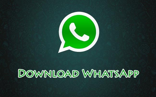 Whatsapp app free download jio