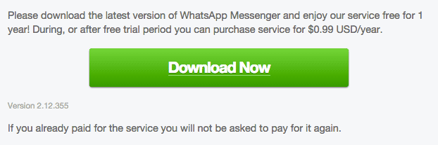 WhatsApp for Android 2.12.355