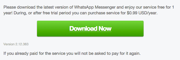 WhatsApp for Android 2.12.363