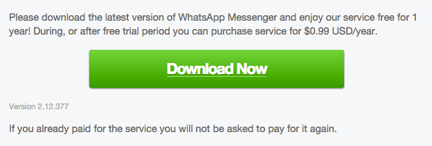 WhatsApp for Android 2.12.377