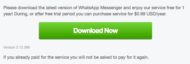 WhatsApp for Android 2.12.386