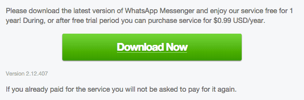 WhatsApp for Android 2.12.407