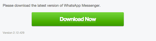 WhatsApp for Android 2.12.429