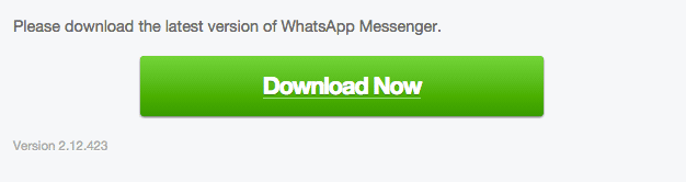WhatsApp for Android 2.12.423