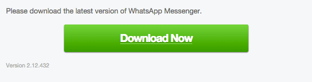 WhatsApp for Android 2.12.432