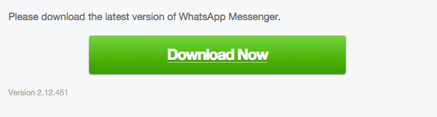 WhatsApp for Android 2.12.451