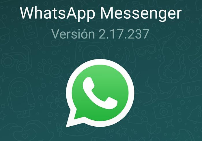 WhatsApp Android image