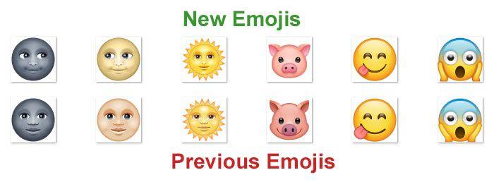 whatsapp new emojis image