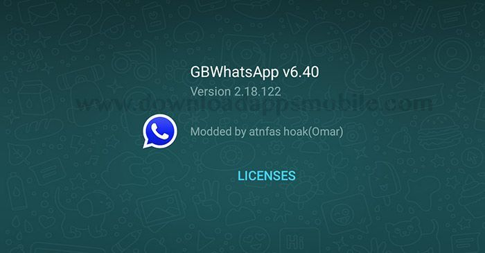 GBWhatsApp version 6.40