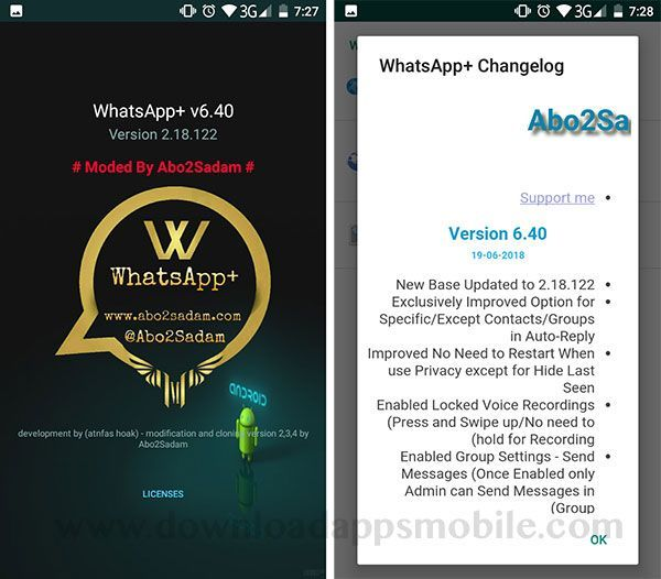 Image Update WhatsApp Plus