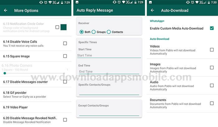 WhatsApp Plus APK image