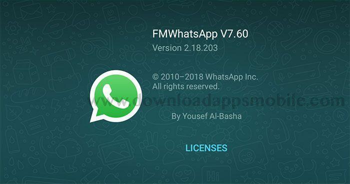 FMWhatsApp 7.60