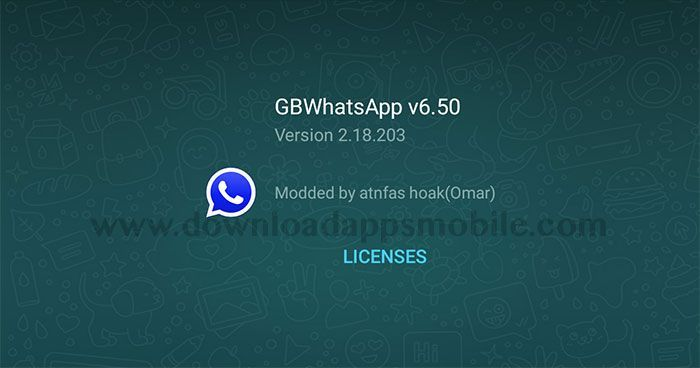 GBWhatsApp Plus version 6.50