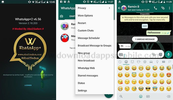 WhatsApp Plus 6.56