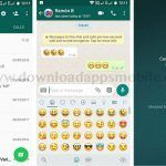 WhatsApp X is updated to version 0.4