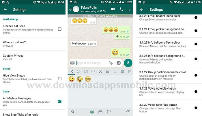 WhatsApp Plus Jimods is updated to version 7 70