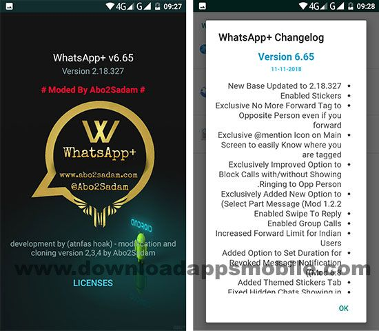 image WhatsApp Plus 6.65