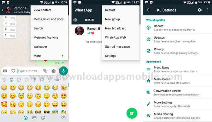 WhatsApp Ultra