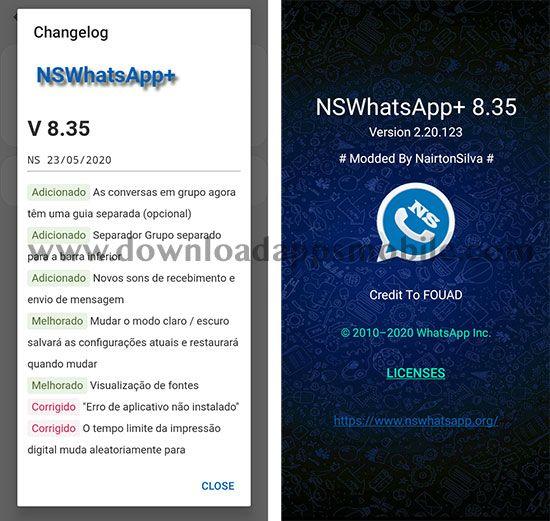NSWhatsApp 8.35
