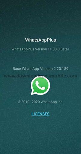 WhatsApp PLUS 11.00.0