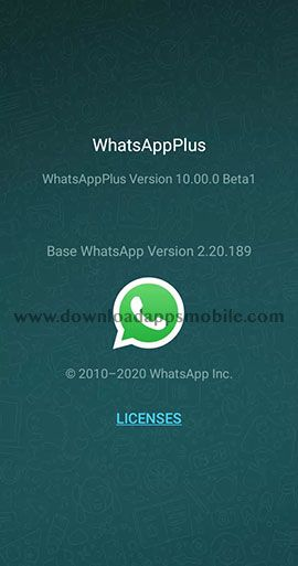 WhatsApp PLUS 10.00.0