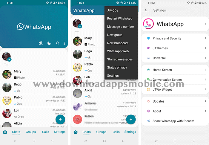 WhatsApp PLUS JiMODs image