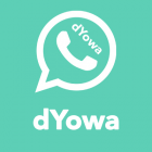 dYowa, the cool iPhone style WhatsApp MOD, is updated to version 53