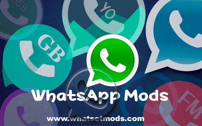 image installez n'importe quel MODs WhatsApp