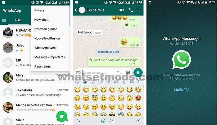 image WhatsApp B58 Mini