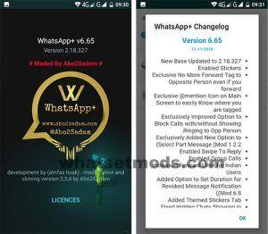 image WhatsApp Plus 6.65