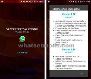 WhatsApp Transparent 7.00