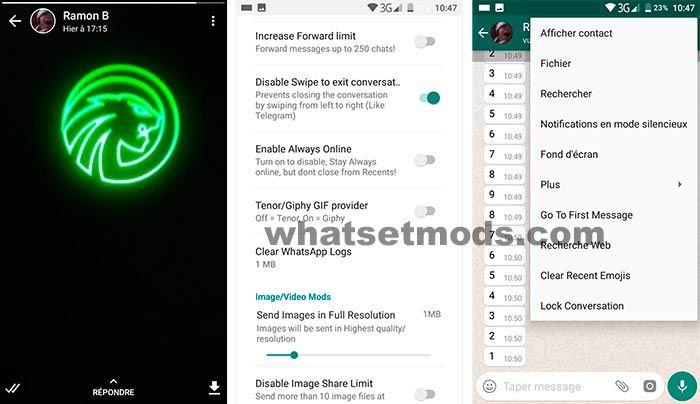 Fouad WhatsApp 8.26