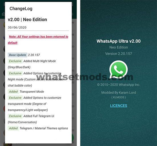 Imaginez la WhatsApp Ultra 2.00