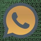WhatsApp Gold, une modification cool et dorée