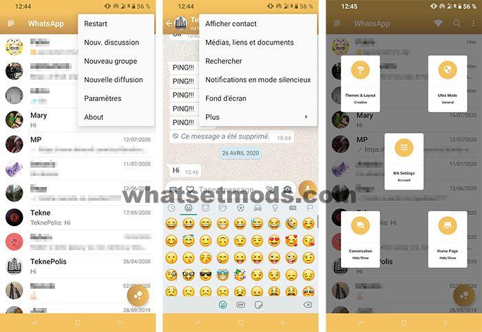Image principale de WhatsApp Gold